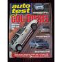 Auto Test 95 9/98 Vw Gol Diesel Chevrolet Blazer Td 4x4