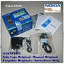 Nokia C2-02.**** Solo Caja, Manual, Cargador, Y Auriculares.
