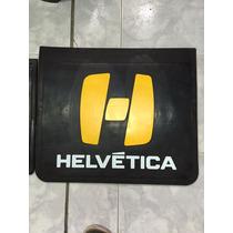 Barrero O Guardafango Acoplado Helvetica Mod. Nuevo Original