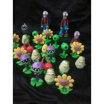 Souvenirs X10 Porcelana Fria Plants Vs Zombies
