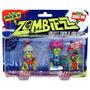 Zombiezz Blister X2 Serie 1 De Vulcanita - Tuni Zz1004