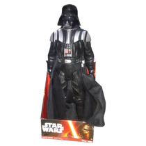 Muñeco Articulado Star Wars 51cm Darth Vader Original Disney