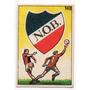 Figurita Newells Futbol Escudo Calculin Año 1977 Monofco