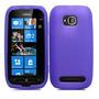 Funda Silicona Nokia Lumia 710 Envio Gratis Cap