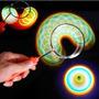 2 Trompo Magnetico Luminoso Led Efecto Completo Almagro