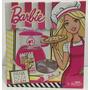 Barbie Chef Pan & Pizza Glam Fábrica De Pizzas Y Pan