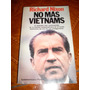 No Mas Vietnams De Richard Nixon
