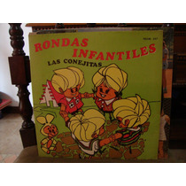 Long Play Disco Vinilo Las Conejitas Rondas Infantiles