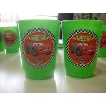 Vasos Plasticos Personalizados Souvenir Candy Bar - 30u
