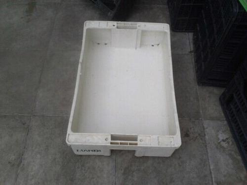 Cajones canastos plasticos apilables super reforzados 240 for Cajones plasticos apilables