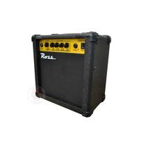 Amplificador Bajo Ross B15 15w C/ Master Volumen Envios
