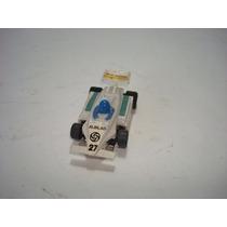 Williams Fw07 F1 1980 Fast H0 1/87 Auto Scalextric Antiguo