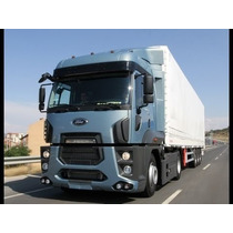 Ford Cargo 2042/36 4x2 Cd. Aut 2016