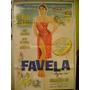 Afiche Cine Argentino Favela / Isabel Sarli Y Armando Bo