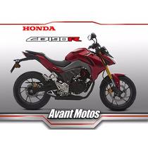 Honda Cb 190 R 2016 0km Preventa / Avant Motos !