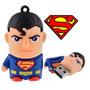 Muñeco Dc Comics Superman Transformer A Usb Drive 16 Gigas