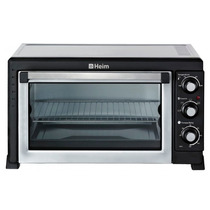 Horno Electrico Heim 40lts 1700wts Timer Termostato