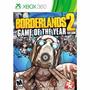 Borderlands 2 Goty Xbox 360 -fisico/ Nuevo- Game Zone