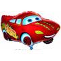 Globo Grande X 10 Mas Varillas Cars Completo Famoso D Tv