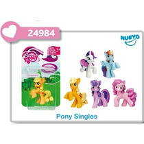 My Little Pony Figura Mini Basica Mi Pequeño Pony Hasbro New