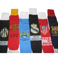 Medias De Futbol, Por Mayor Pack X 6 Uds Internacionales