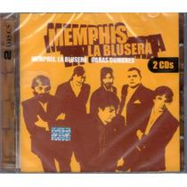 Memphis La Blusera - Obras Cumbres ( 2 Cd )