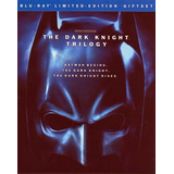 Blu-ray Batman Dark Knight Trilogy Limited / Incluye 3 Films