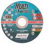 Disco De Corte Multiuso Norton 115x1.0 Inox Piedra Pvc Alumi
