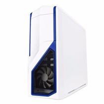 Gabinete Gamer Nzxt White Mid Tower 3 Fan - Usb 3 - Avyhard