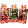 Muñeca I Love Minnie 3 Modelos-minijuegosnet!