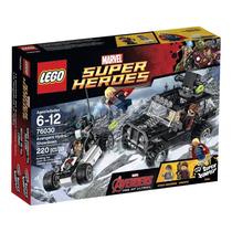 Lego Super Heroes Marvel-avengers Hydra Showdown