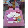Mesa Y Sillas Infantiles Hello Kitty