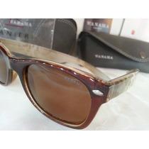 Anteojos Lentes Gafas Wanama Mod.bg 6965 Polarized ( Ossira
