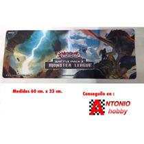 Mantel Playmate Para Cartas Yugioh Original Nuevo La Plata