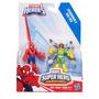 Playskool Superhero Spiderman Y Dr Octopus