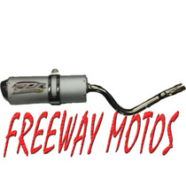 Escape Spr Aluminium 4 Honda Tornado Xr 250 En Freeway Motos