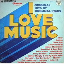 Lp - I Love Music - Ronco Presents - Compilado Setentoso