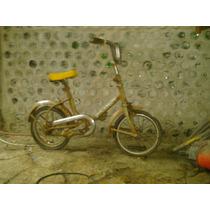 Antigua Bicicleta Rodado 12 , A Restaurar , Asiento Roto