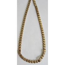 Accesorio De Moda, Cadena De Gold Filled Americano 14k 1/20