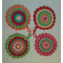 Agarraderas De Crochet