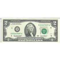 Estados Unidos 2 Dolar Serie A 2003