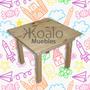 Mesa De Niño Reforzada - Koalo Muebles