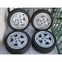Llantas Alfa Romeo/ Fiat/ Speedline R15 4x98