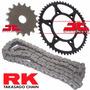 Kit Transmision Jt Usa Cadena Rk Oring Kawa Er6n Versys 650