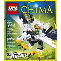 Lego 70124 Chima Leyenda Águila Bestia Jugueteria Bunny Toys