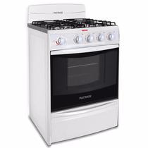 Cocina Patrick 51cm Blanca Cpf2151 Multigas C/valv Seg Y Luz
