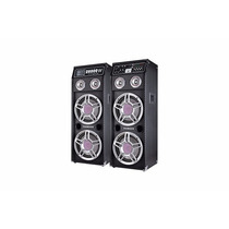 Parlantes Bluetooth Ranser 26000w Ecualiz Radio Usb Cd Karao