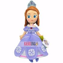 Princesa Sofia Muñeca Peluche Princesita Disney Local Calle