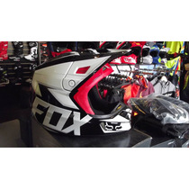 Casco Fox V2 Black 2015