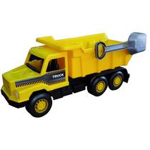 Camion Volcador Constructor Grande Kumo Toys Con Pala